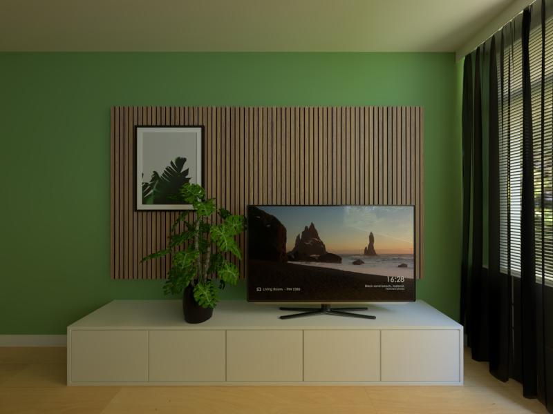Close up TV