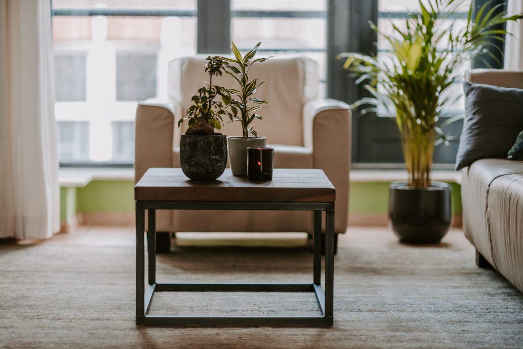 Woonkamer Dordrecht portfolio